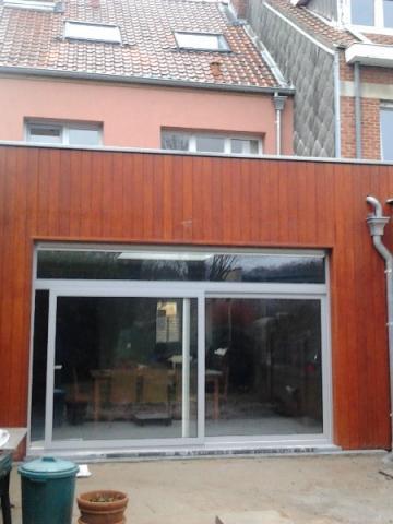 FERN transformation et extension d'une habitation unifamiliale à Braine-l'Alleud